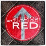 Red Studios at Art Underground