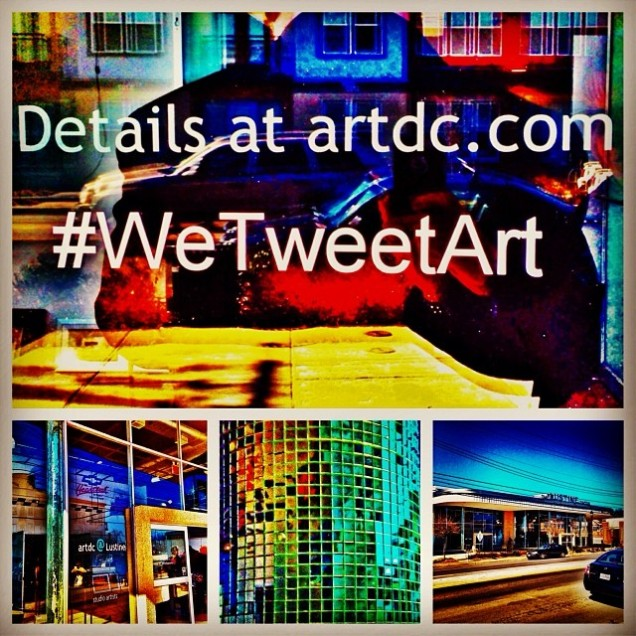 #WeTweetArt V 2.0